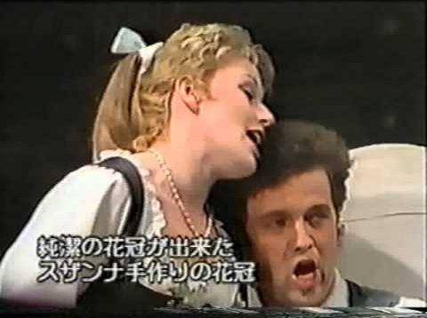 <span>FULL </span>Le nozze di Figaro Tokyo 1991 Kupfer Ottenthal