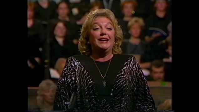 Le Rossignol London 1986 Phyllis Bryn‐Julson Bastin  Walker van Allen Howlett