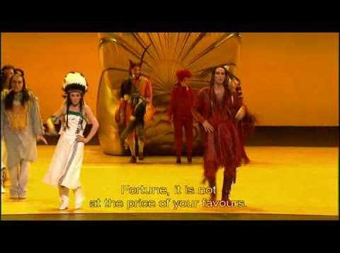 Les Indes Galantes Paris 2003 Christie Petibon Panzarella Agnew de NIese Rivenq