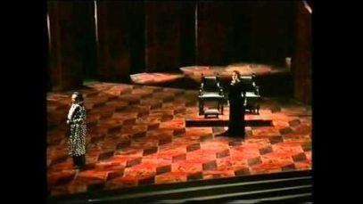 L'incoronazione di Poppea Bologna 1993 Antonacci Schumnn Larmore Colombara di Nissa