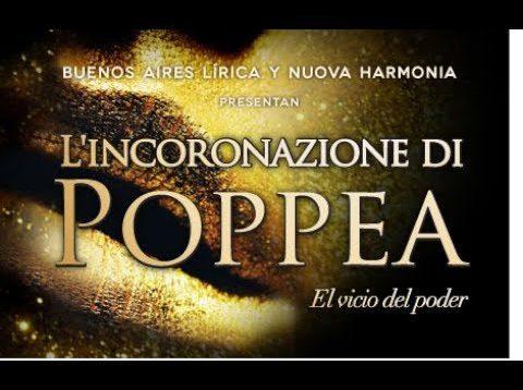 L`incoronazione di Poppea Buenos Aires 2017 Pastawski Bürgi Francesconi Oro García Gaeta Rojas