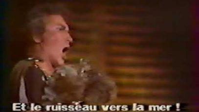 L'incoronazione di Poppea Paris 1978 Jones Ludwig Vickers Ghiaurov