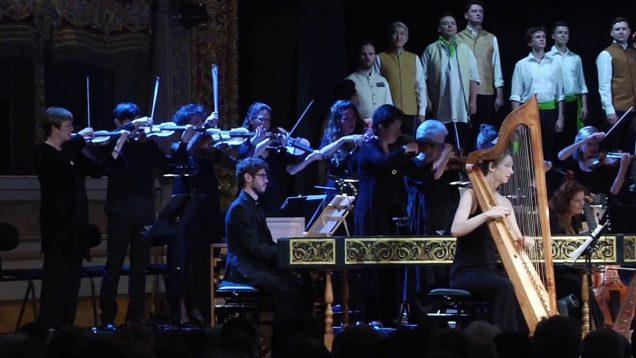 <span>FULL </span>L'Orfeo La Fenice 2017 Gardiner Adam Blažíková Richardot
