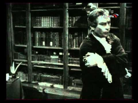 Mozart and Salieri Movie Russia 1962 Lemeshev  Pirogov
