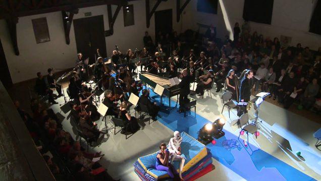 Orfeo ed Euridice Krakow 2011 Wessel Lubaszka