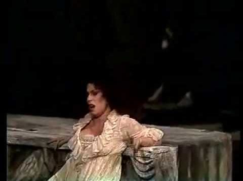 Orphee aux enfers (Orpheus in der Unterwelt) Berlin 1984 Migenes Grobe Beirer Varnay