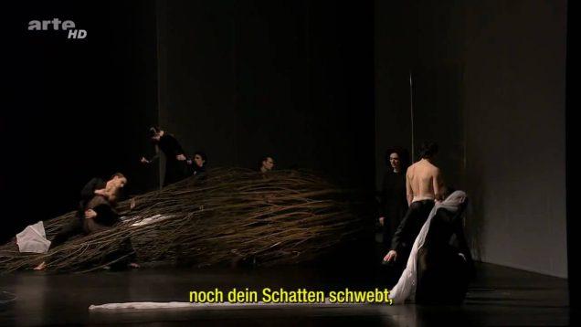 <span>FULL </span>Orpheus und Euridice Paris 2008 Nina Bausch