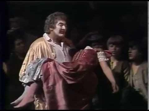 <span>FULL </span>Pagliacci Met 1978 Domingo Milnes Stratas