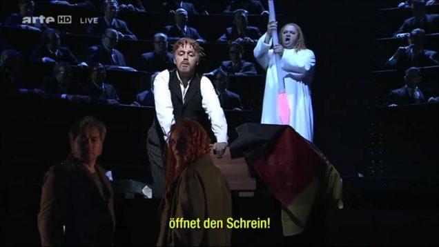 <span>FULL </span>Parsifal Bayreuth 2012 Fritz Youn Maclean Jesatko