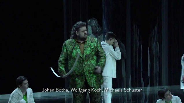 Parsifal Salzburg 2013 Thielemann Botha Koch Schuster Milling