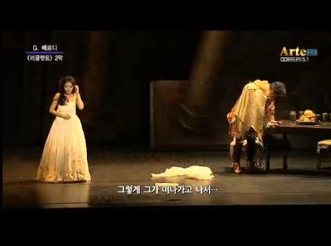 <span>FULL </span>Rigoletto Dankook University Korea 2017 Choi Jin-kyong  Kim Soo-yeon Na Seung-seop