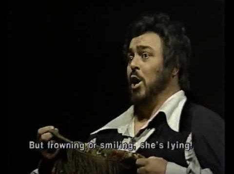 <span>FULL </span>Rigoletto Met 1981 Pavarotti Eda-Pierre Quilico Levine