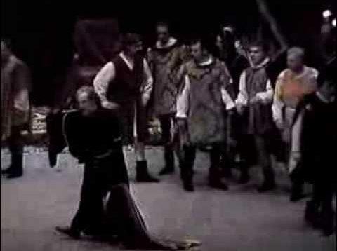 Rigoletto Padova 1995 Grollo Bordoni Giannini