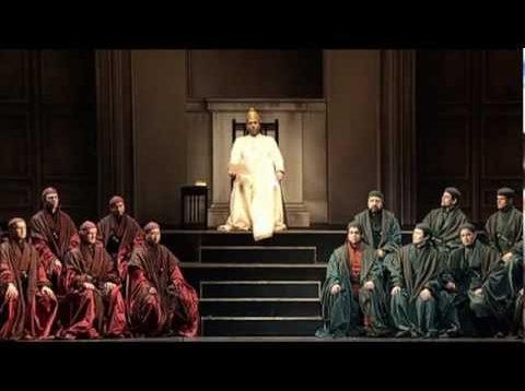 Simon Boccanegra Vienna 2002 Hampson Gallardo-Domas Furlanetto Dvorsky