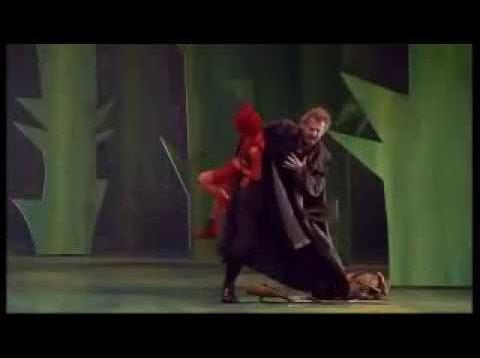 The Cunning Little Vixen Paris 1995 Mackerras Allen Jenis