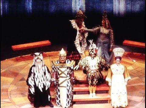 <span>FULL </span>The Golden Cockerel New York 1971 Treigle Sills di Giuseppe