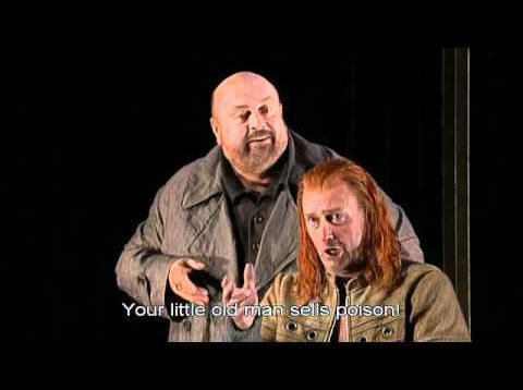 The Miserly Knight Glyndebourne 2005 Leiferkus Mikhailov Schagidullin