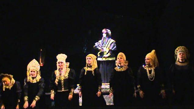 <span>FULL </span>The Tsar's Bride Yekaterinenburg 2005 Voznesenskaya