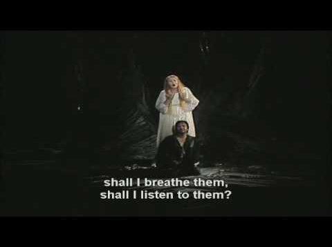 Tristan und Isolde Bayreuth 1983 Barenboim  Kollo Meier Salminen Becht Schwarz Salminen