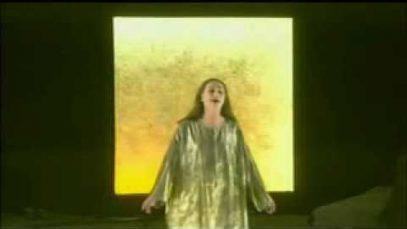 Tristan und Isolde Bayreuth 1995 Barenboim Jerusalem Meier Hölle Struckmann Priew