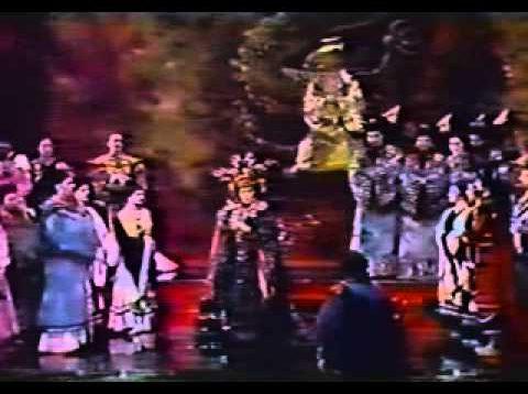 Turandot Monte Carlo 1979 Mastilovic Cecchele Mauti-Nunziata