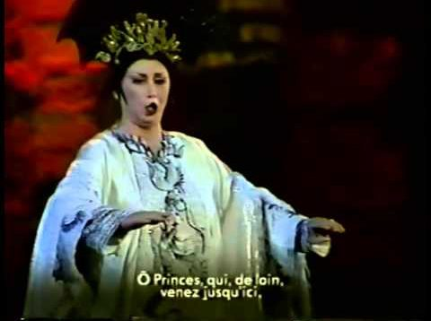 <span>FULL </span>Turandot Orange 1997 Casolla Galouzine Hendricks Prestia