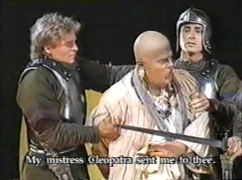 Antony and Cleopatra (Barber) Chicago 1991 Malfitano Cowan Trussel Halfvarson