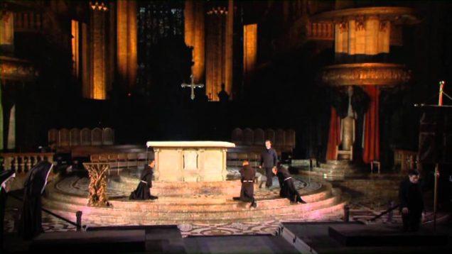 Assassinio nella cattedrale (Pizzetti) Milan 2012 Scandiuzzi Scimone Carreras
