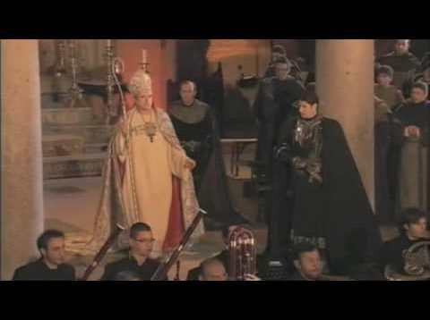 Assassinio nella cattedrale (Pizzetti) Bari 2006 Raimondi Marrocu
