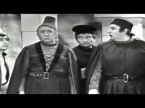 Boccaccio Movie 1966 Minich Schütz Muliar Suppe
