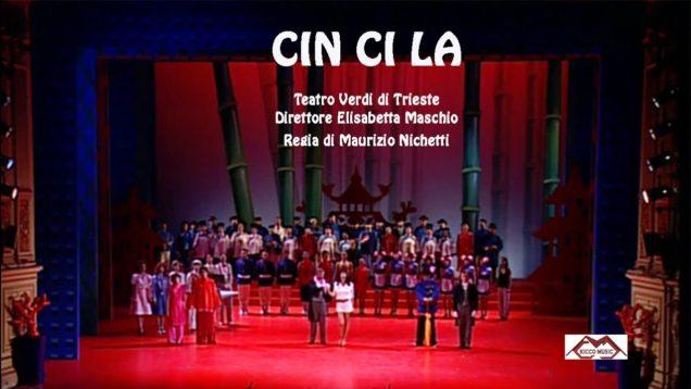 Cin Ci Là (Ranzato) Trieste 2008 Rossi Micheli Caimi