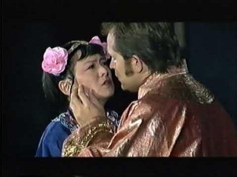 Das Land des Lächelns Mörbisch 2001 Sangho Choi Toru Tanabe Yuko Mitani