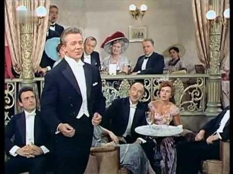Der Csardaskönig Movie 1958 Rudolf Schock