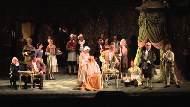 Der Rosenkavalier Vienna 2013 Fleming Koch Rose