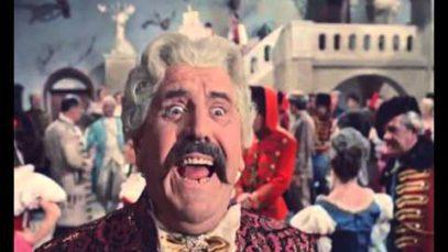 Der Zigeunerbaron Movie 1962 Wunderlich Brühl Millowitsch