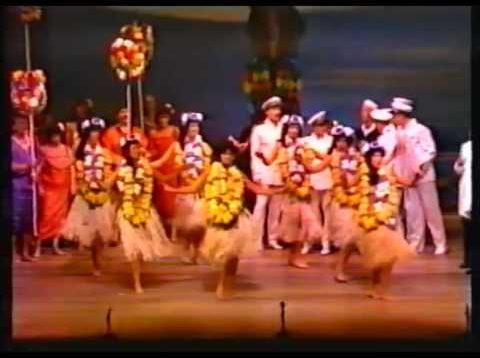<span>FULL </span>Die Blume von Hawaii Enschede 1987