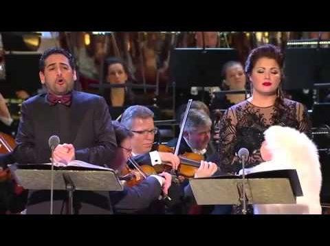 Die Csardásfürstin Dresden 2014 Thielemann Netrebko Flórez dvd