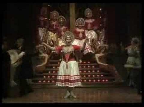 Die Csardasfürstin Sydney 1990 Riedel Austin Bonynge