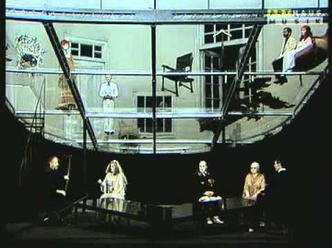 Die Gespenstersonate (Reimann) Berlin 1984 Mödl Nöcker Hiestermann