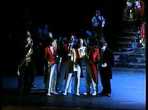 Die Herzogin von Chicago – La Duchessa di Chicago Trieste 2003 Calabresi Moretti Rossi Lombardi
