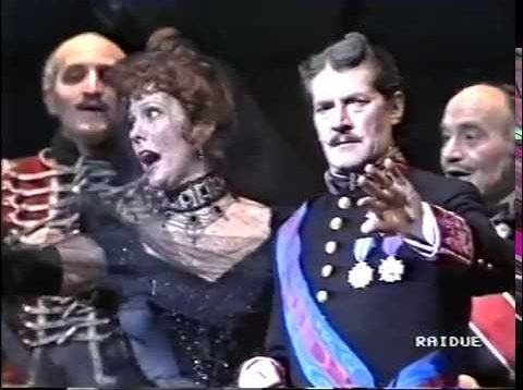 <span>FULL </span>Die lustige Witwe – La vedova allegra Rome 1991 Kabaiwanska Melbye Canonici Mazzuccato