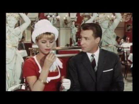 Die Lustige Witwe Movie 1962 Hübner Alexander Philipp