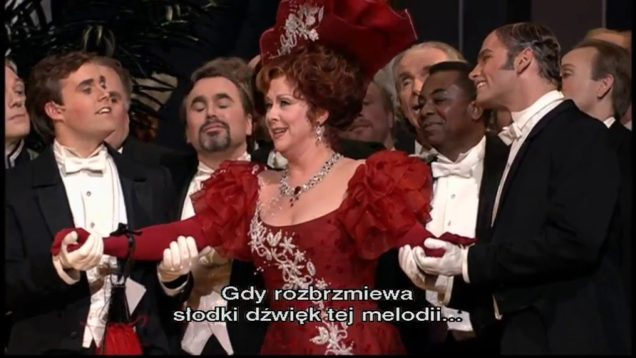 Die Lustige Witwe – The Merry Widow San Francisco 2001 Kenny Skovhus Kirchschlager