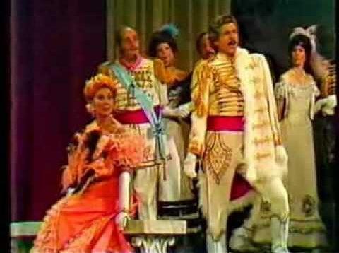 Die Lustige Witwe – The Merry Widow San Diego 1977 Sills Titus Fowles