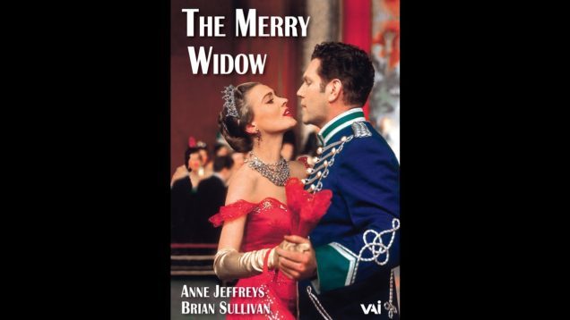 Die lustige Witwe – The Merry Widow TV Movie 1955 Jeffreys Sullivan Bliss