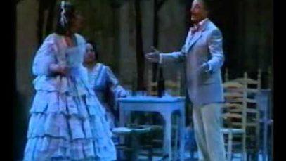 Doña Francisquita (Vives) Barcelona 1988 Kraus Lloris