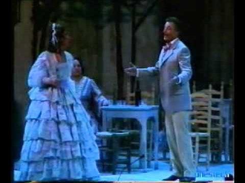 <span>FULL </span>Doña Francisquita (Vives) Barcelona 1988 Kraus Lloris
