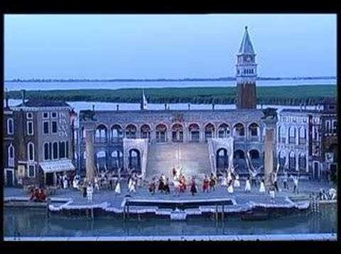 Eine Nacht in Venedig Mörbisch 1999 Irosch Baumgartel Clear