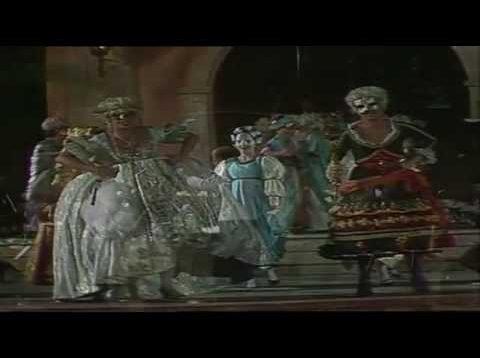 Eine Nacht in Venedig Mörbisch 1988