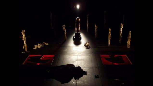 <span>FULL </span>Erwartung (Schoenberg) Vienna 2008 Charlotte Leitner